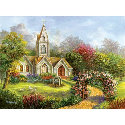 SunsOut - 500 pieces - XXL Pieces - Worship in its Glory