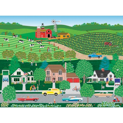 SunsOut - 1000 pieces - Mark Frost - Sunshine Grocery