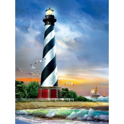 SunsOut - 500 pieces - XXL Pieces - Cape Hatteras Lighthouse