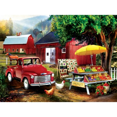 SunsOut - 300 pieces - Tom Wood - Country Produce