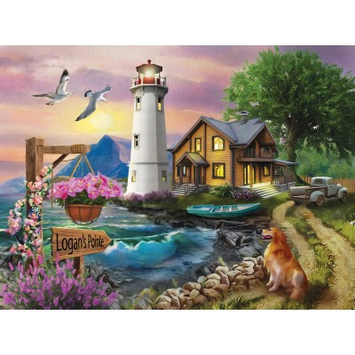 SunsOut - 1000 pieces - Logan's Pointe
