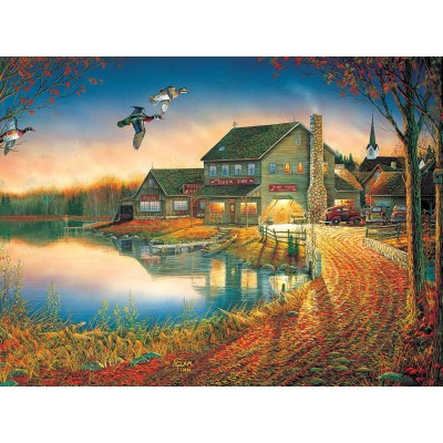 SunsOut - 1000 pieces - Sam Timm - Duck Inn