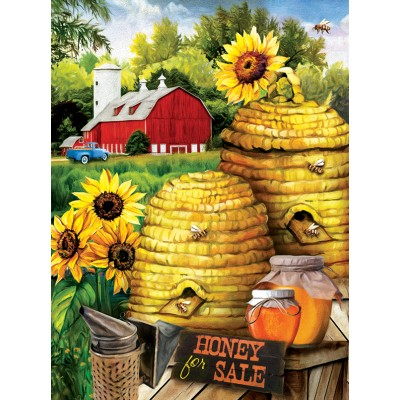 SunsOut - 300 pieces - Tom Wood - Bee Farm