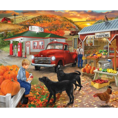 SunsOut - 1000 pieces - Roadside Stand