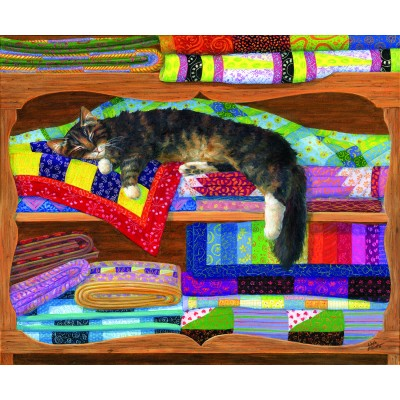 SunsOut - 1000 pieces - Linda Elliott - Quilt Cupboard