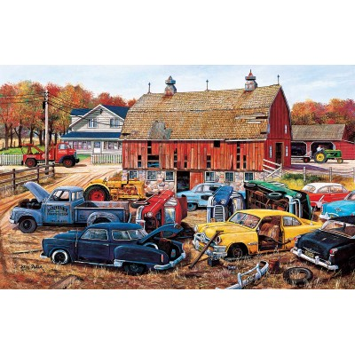 SunsOut - 550 pieces - Barnyard Gems