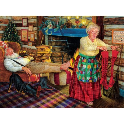 SunsOut - 1000 pieces - Susan Brabeau - The Warm Scent of Home