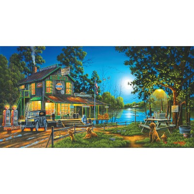 SunsOut - 1000 pieces - Geno Peoples - Dixie Hollow General Store