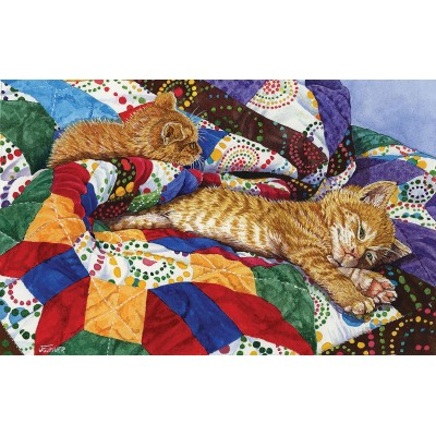 SunsOut - 550 pieces - Jeanette Fournier - The Easy Life