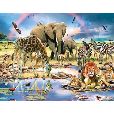 SunsOut - 1000 pieces - Howard Robinson - Cradle of Life