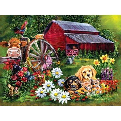 SunsOut - 500 pieces - Eileen Herb-Witte - Sweet Country