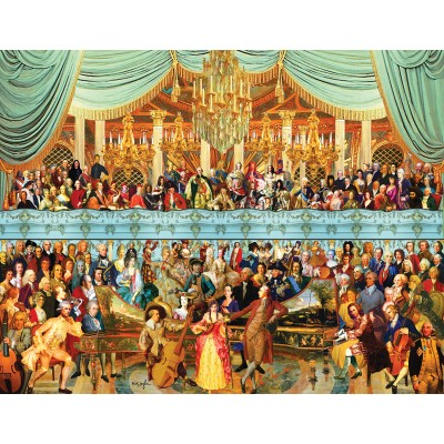 SunsOut - 1000 pieces - Neal Taylor - 18th Century History