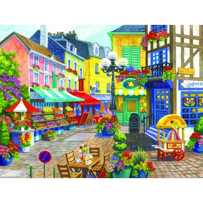 SunsOut - 1000 pieces - Nancy Wernersbach - French Market