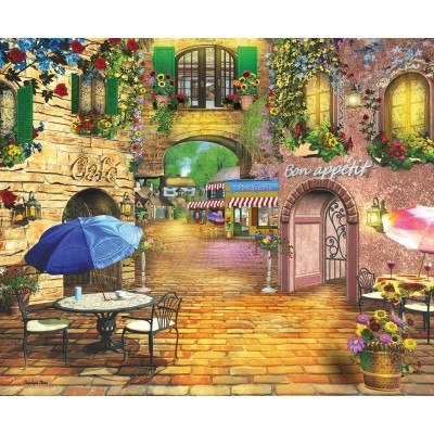 SunsOut - 1000 pieces - Caplyn Dor - Enjoy the Day