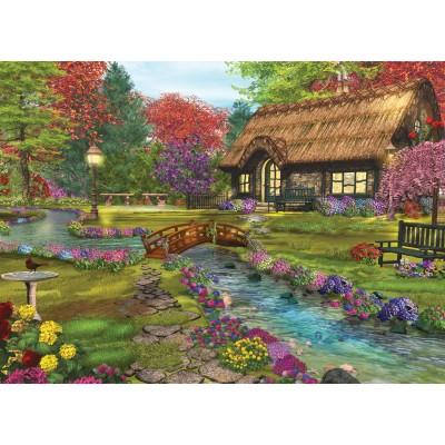 SunsOut - 1000 pieces - Caplyn Dor - Welcome Home Valley