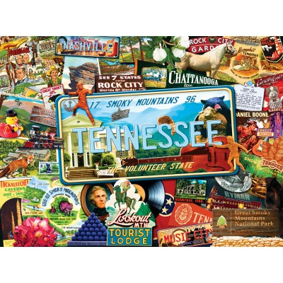SunsOut - 1000 pieces - Kate Ward Thacker - Tennesse