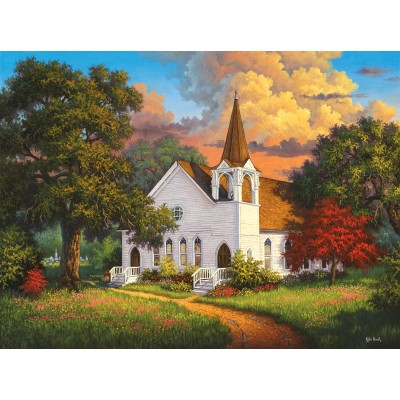 SunsOut - 500 pieces - Kyle Wood - Called to Praise