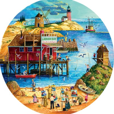 Puzzle  Sunsout-14035 XXL Pieces - Fresh Lobster