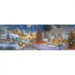 Puzzle  Sunsout-19295 XXL Pieces - The Stillness of Christmas