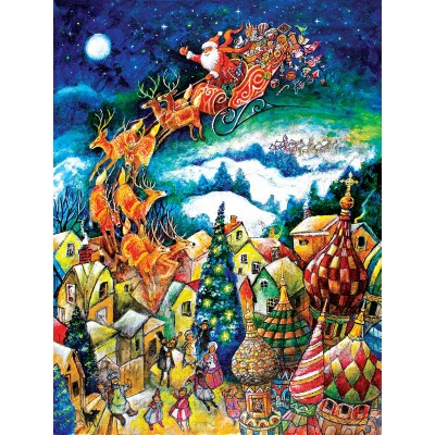Puzzle  Sunsout-21825 XXL Pieces - St. Nicholas