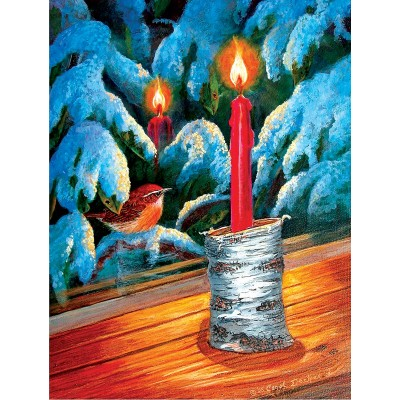 Puzzle  Sunsout-24637 Pièces XXL - Northern Nights