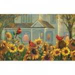 Puzzle  Sunsout-29043 XXL Pieces - Quintet
