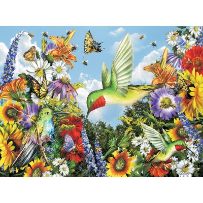 Puzzle  Sunsout-34940 XXL Pieces - Save the Bees