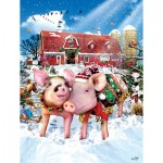 Puzzle  Sunsout-35048 XXL Pieces - The Christmas Sweater