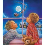 Puzzle  Sunsout-35820 XXL Pieces - There He Goes