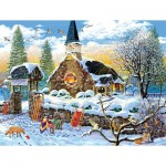 Puzzle  Sunsout-38749 XXL Pieces - Childrens Choir