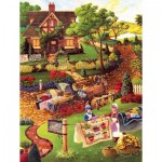 Puzzle  Sunsout-38872 XXL Pieces - Mary's Quilt Country