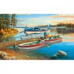 Puzzle  Sunsout-39304 XXL Pieces - Pickle Lake