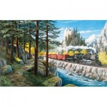 Puzzle  Sunsout-39324 XXL Pieces - Around the Horn