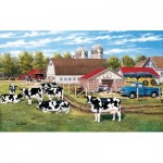 Puzzle  Sunsout-39476 XXL Pieces - The Home Place