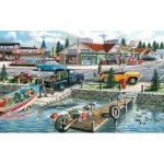 Puzzle  Sunsout-39515 XXL Pieces - Ken Zylla - Pelican Lake