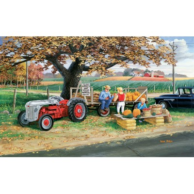 Puzzle  Sunsout-39613 XXL Pieces - Roadside Harvest