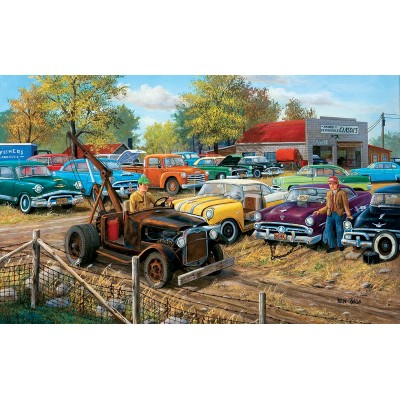 Puzzle  Sunsout-39881 XXL Pieces - Sold As Is