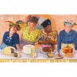 Puzzle  Sunsout-44639 XXL Pieces - And The Blue Ribbon Goes To