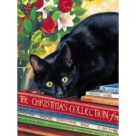 Puzzle  Sunsout-59527 XXL Pieces - Chrissie Snelling - Christmas Collection