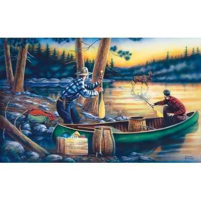 Puzzle  Sunsout-60829 XXL Pieces - Lucky Break