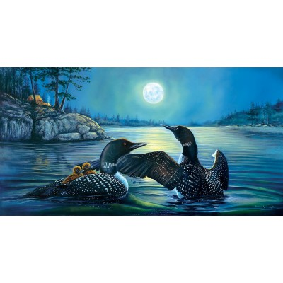 Puzzle  Sunsout-60844 XXL Pieces - Moonlight Serenade