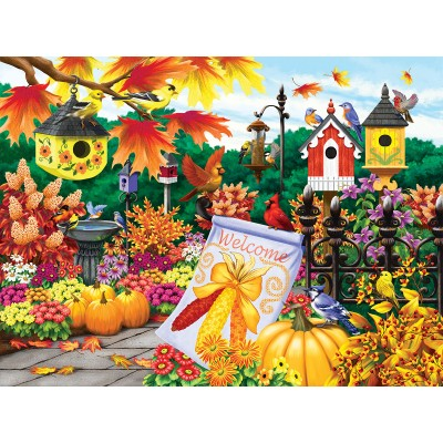Puzzle  Sunsout-63021 XXL Pieces - Welcome Autumn