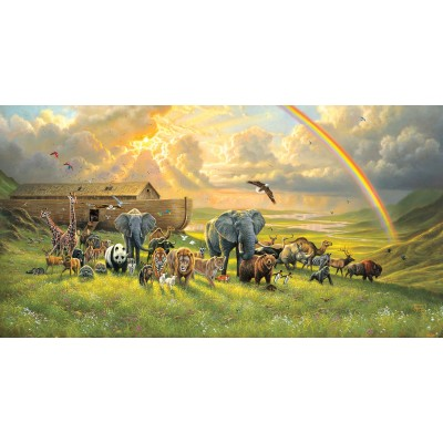 Puzzle  Sunsout-69634 XXL Pieces - A New Beginning