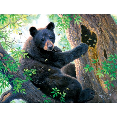 Puzzle  Sunsout-69644 XXL Pieces - Honey Thief