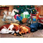 Puzzle  Sunsout-73421 XXL Pieces - Christmas Dreams