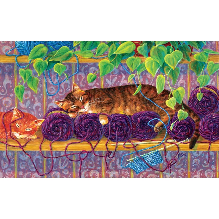 Puzzle Sunsout-31621 XXL Pieces - Our Work is Done Here